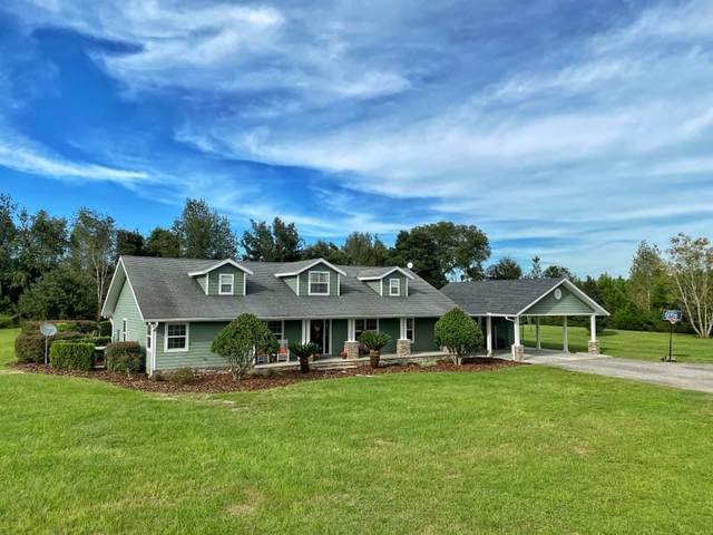 1470 SE 101 St, Trenton, FL 32693 (MLS #780729) :: Better Homes & Gardens Real Estate Thomas Group