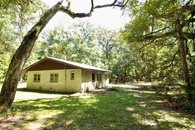 11107 NW 120th Street, Chiefland, FL 32626 (MLS #780775) :: Pristine Properties