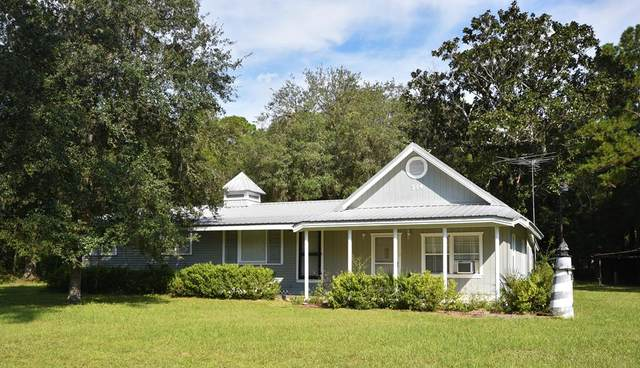 314 NW Fourth Ave, Steinhatchee, FL 32359 (MLS #780783) :: Better Homes & Gardens Real Estate Thomas Group