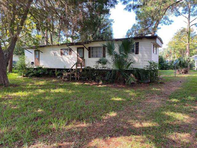 340 SE 241 St, Suwannee, FL 32692 (MLS #780792) :: Compass Realty of North Florida