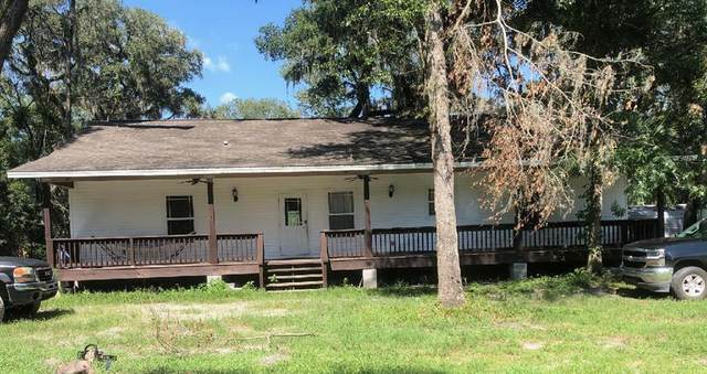 8591 NW 50th Avenue, Chiefland, FL 32626 (MLS #780800) :: Pristine Properties
