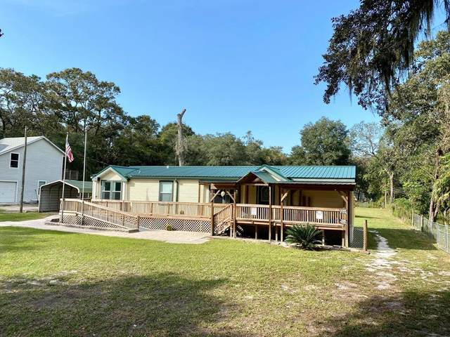 7911 NW 165 St, Fanning Springs, FL 32693 (MLS #780805) :: Compass Realty of North Florida