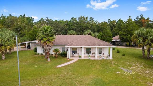 6650 SW State Road 24, Cedar Key, FL 32625 (MLS #780807) :: Compass Realty of North Florida