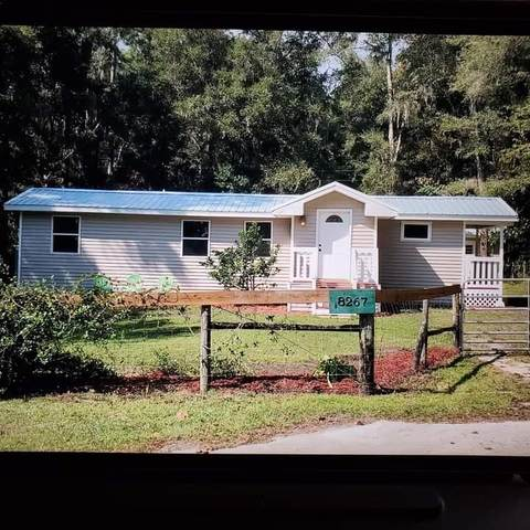 8267 SE 70 Avenue, Trenton, FL 32693 (MLS #780814) :: Compass Realty of North Florida