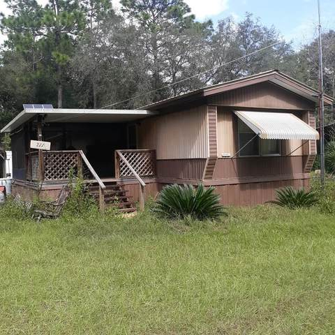 211 NE 525th Ave, Old Town, FL 32680 (MLS #780818) :: Compass Realty of North Florida
