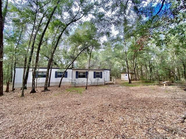 7631 NE 138 Ln, Newberry, FL 32669 (MLS #780831) :: Compass Realty of North Florida