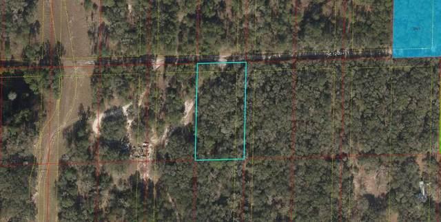 0 126th St NE, Bronson, FL 32621 (MLS #780834) :: Compass Realty of North Florida