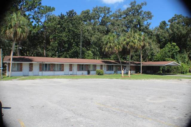 17650 NW Highway 19, Fanning Springs, FL 32693 (MLS #780835) :: Compass Realty of North Florida
