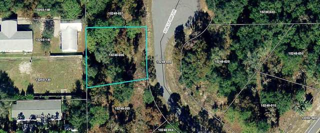 Lot 6 Scallop Bay Dr, Steinhatchee, FL 32359 (MLS #780838) :: Better Homes & Gardens Real Estate Thomas Group