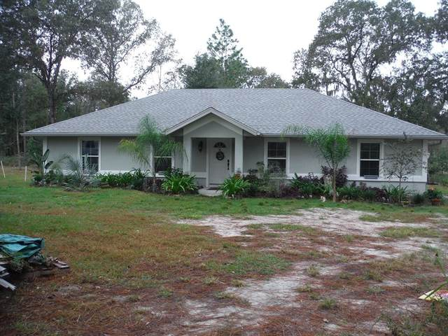 3353 NE 71st Ave, High Springs, FL 32643 (MLS #780841) :: Compass Realty of North Florida