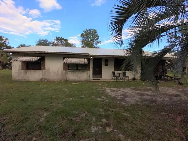 9051 NE 68th St, Bronson, FL 32621 (MLS #780852) :: Better Homes & Gardens Real Estate Thomas Group