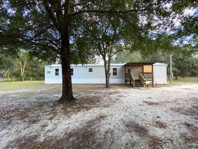 8621 NE 118TH LN, Bronson, FL 32621 (MLS #780853) :: Better Homes & Gardens Real Estate Thomas Group