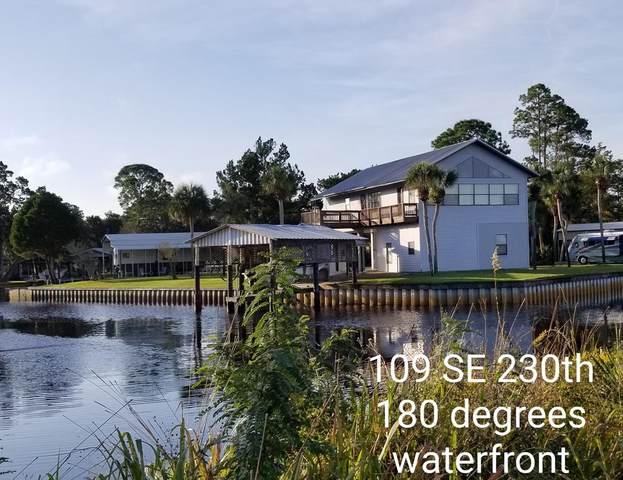 109 SE 230, Suwannee, FL 32680 (MLS #780858) :: Compass Realty of North Florida