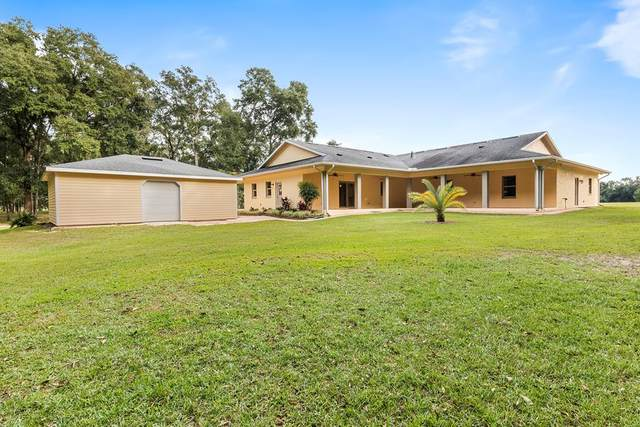 5049 SE County Road 337, Newberry, FL 32669 (MLS #780893) :: Compass Realty of North Florida