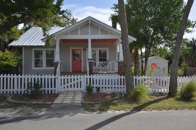12850 Whiddon Avenue, Cedar Key, FL 32625 (MLS #780899) :: Hatcher Realty Services Inc.
