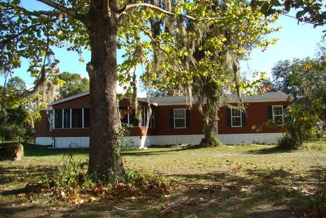 11481 SW Hwy 351 Sw, Horseshoe Beach, FL 32648 (MLS #780921) :: Compass Realty of North Florida