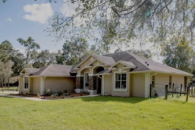 350 SE 116th Terrace, Williston, FL 32696 (MLS #780922) :: Better Homes & Gardens Real Estate Thomas Group