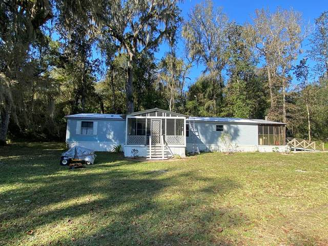 1445 NE 394th Avenue, Old Town, FL 32693 (MLS #780947) :: Hatcher Realty Services Inc.
