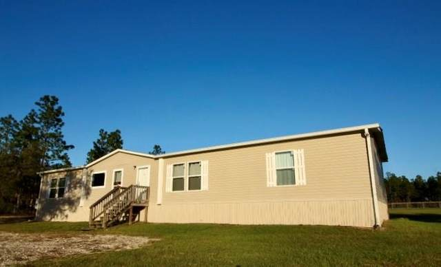 5491 SE 126th Ave, Morriston, FL 32668 (MLS #780960) :: Bridge City Real Estate Co.