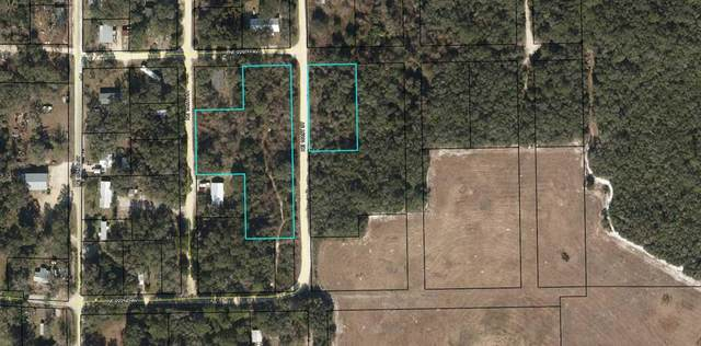 0000 161st Street NE, Cross City, FL 32628 (MLS #780964) :: Compass Realty of North Florida