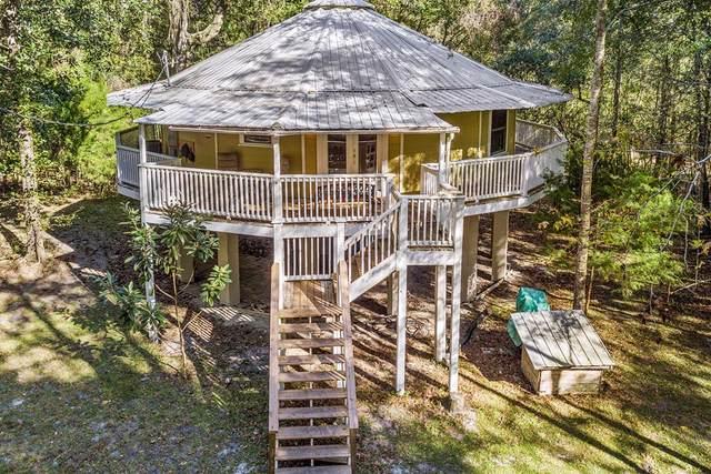 12620 NE 21st Terr, Branford, FL 32008 (MLS #781018) :: Better Homes & Gardens Real Estate Thomas Group