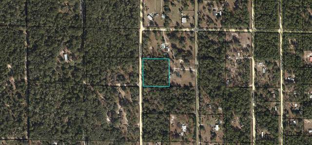 Lot 50 799th Street NE, Old Town, FL 32680 (MLS #781061) :: Hatcher Realty Services Inc.