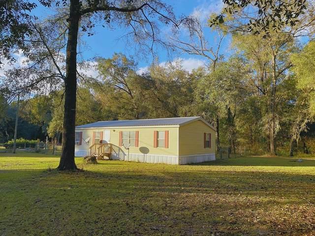7311 NW 168 Lane, Trenton, FL 32693 (MLS #781092) :: Compass Realty of North Florida
