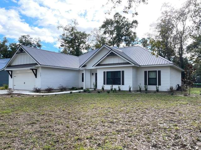 9381 Katherine Way, Fanning Springs, FL 32693 (MLS #781100) :: Compass Realty of North Florida