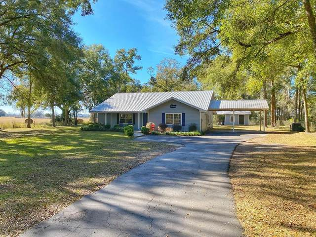 10729 SE Cr 319, Trenton, FL 32693 (MLS #781108) :: Hatcher Realty Services Inc.