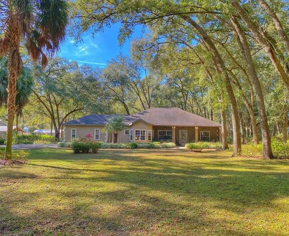10709 SE Cr 319, Trenton, FL 32693 (MLS #781109) :: Hatcher Realty Services Inc.