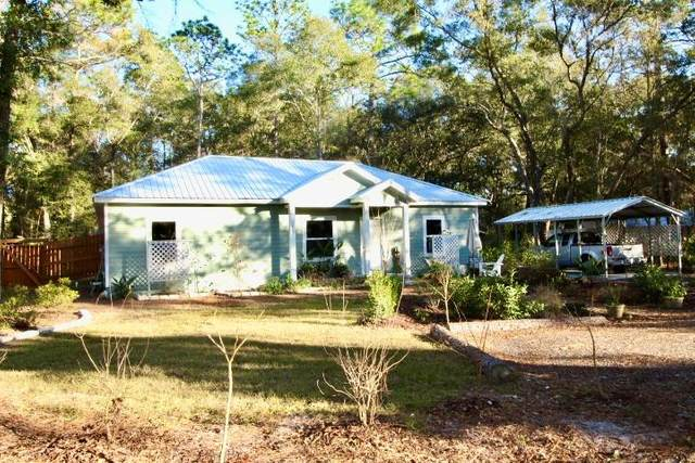 10731 NW 70th Ave, Chiefland, FL 32626 (MLS #781111) :: Compass Realty of North Florida