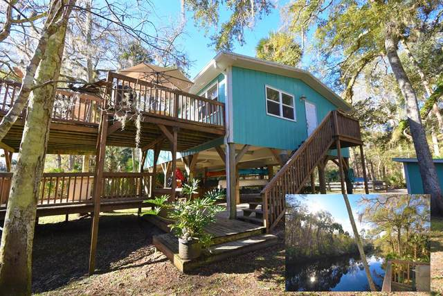 1714 NE River Road, Steinhatchee, FL 32359 (MLS #781142) :: Compass Realty of North Florida