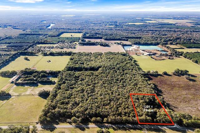 Lot 1 Us Hwy 129 N, Bell, FL 32619 (MLS #781150) :: Compass Realty of North Florida
