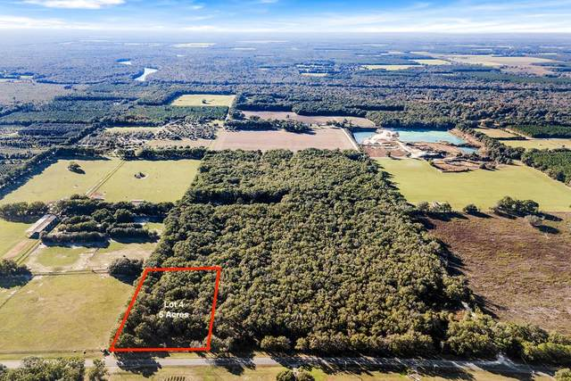 Lot 4 Us Hwy 129 N, Bell, FL 32619 (MLS #781153) :: Hatcher Realty Services Inc.