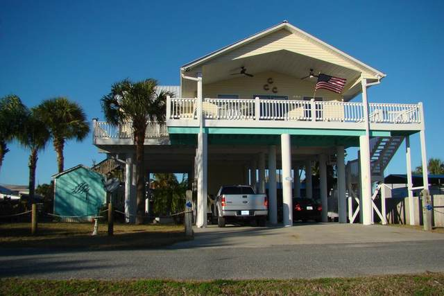 104 W 10th Ave West, Horseshoe Beach, FL 32648 (MLS #781167) :: Compass Realty of North Florida