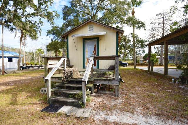 36 245th St SE, Suwannee, FL 32692 (MLS #781179) :: Hatcher Realty Services Inc.