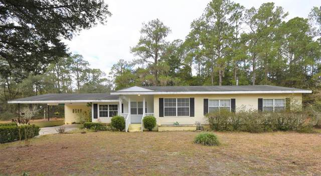 156 SW 162 ST, Cross City, FL 32628 (MLS #781184) :: Compass Realty of North Florida