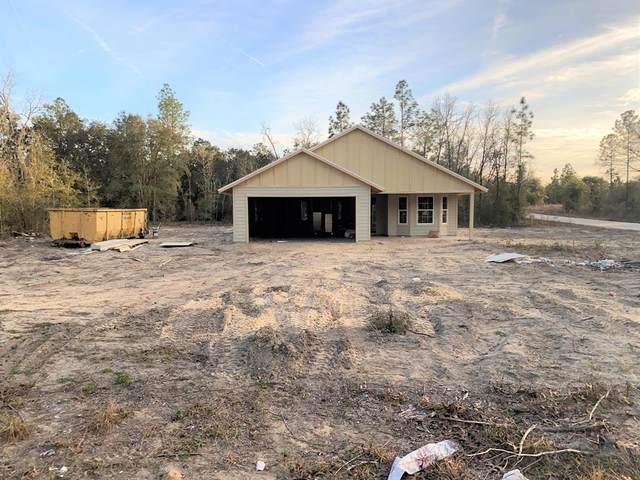 9030 NE 80th St, Bronson, FL 32621 (MLS #781188) :: Pristine Properties