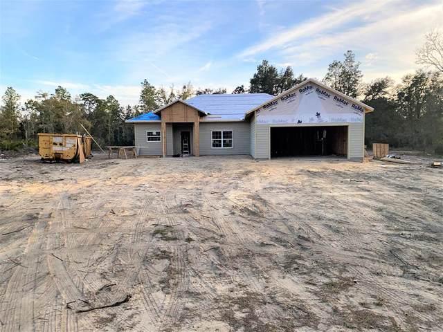 9050 NE 80th St, Bronson, FL 32621 (MLS #781191) :: Pristine Properties
