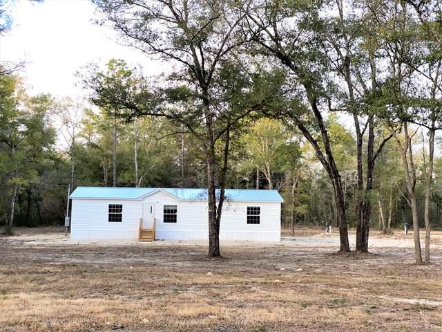 10081 NE 77th Pl, Bronson, FL 32621 (MLS #781193) :: Pristine Properties