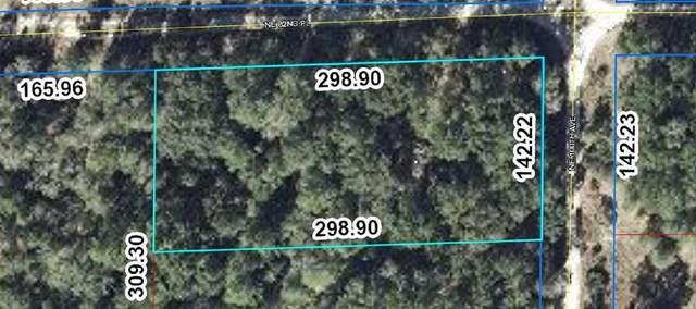 TBD 100th Ave NE, Bronson, FL 32621 (MLS #781197) :: Pristine Properties