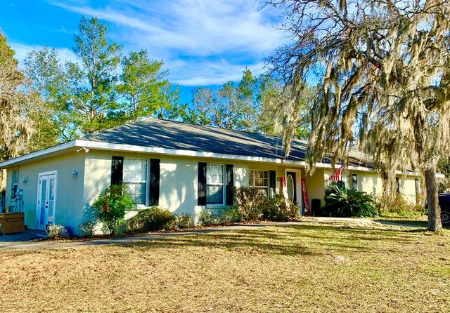 5460 NE 56th Ave, High Springs, FL 32643 (MLS #781205) :: Hatcher Realty Services Inc.