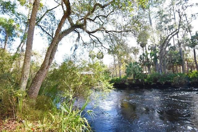 1412 Palm Street NE, Steinhatchee, FL 32359 (MLS #781208) :: Hatcher Realty Services Inc.