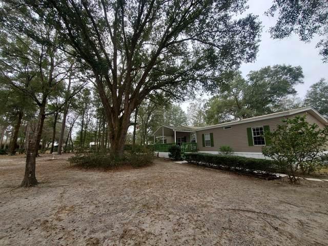 11270 NE 80th Avenue, Bronson, FL 32621 (MLS #781222) :: Compass Realty of North Florida