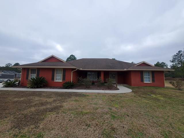 11370 NW 73rd Court, Chiefland, FL 32626 (MLS #781228) :: Compass Realty of North Florida