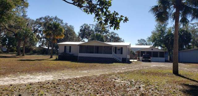 514 SE Second Avenue, Steinhatchee, FL 32359 (MLS #781230) :: Compass Realty of North Florida