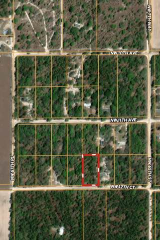 Lot 4 12th Ct NW, Bell, FL 32619 (MLS #781233) :: Hatcher Realty Services Inc.