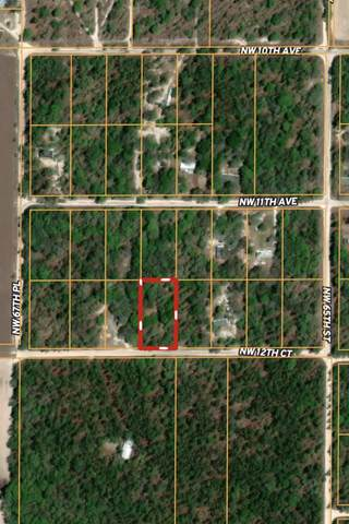 Lot 5 12th Ct NW, Bell, FL 32619 (MLS #781234) :: Hatcher Realty Services Inc.
