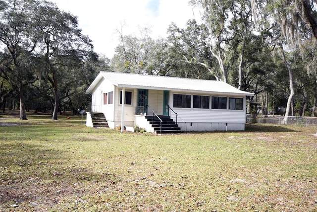 1821 SE Hwy 317, Old Town, FL 32680 (MLS #781237) :: Compass Realty of North Florida