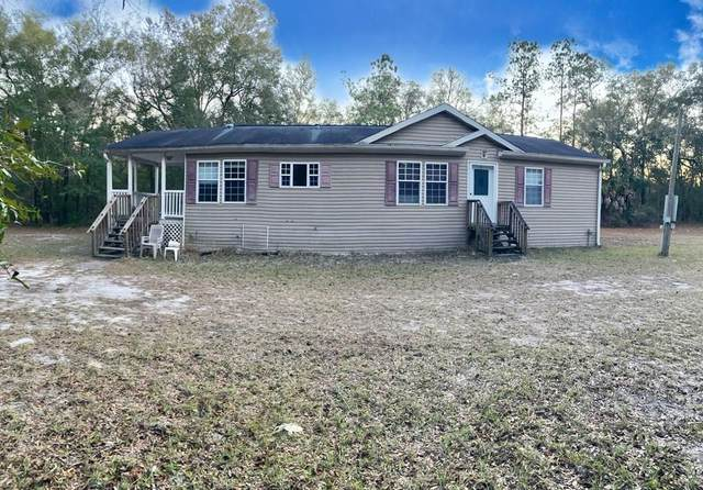 607 SE 154 Ave., Old Town, FL 32680 (MLS #781242) :: Compass Realty of North Florida